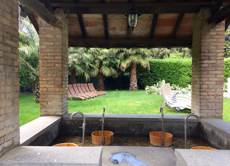 Qc Terme Roma Spa E Resort