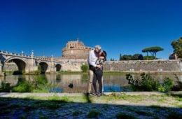 bacio a roma